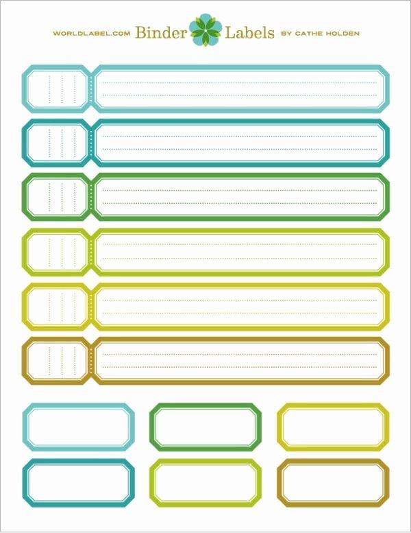 Binder Spine Label Template Lovely Best 25 Binder Labels Ideas On Pinterest