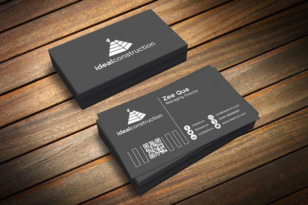 Black Business Card Template Beautiful 40 Absolutely Free Premium Mockup Psds & Design Resources