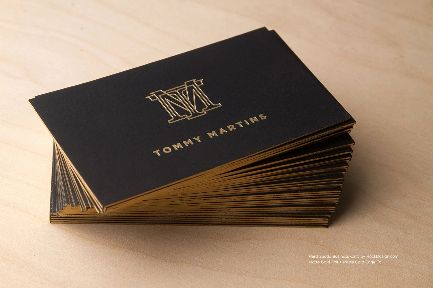 Black Business Card Template Inspirational Free Gold Foil Monogram Elegant Black Business Template