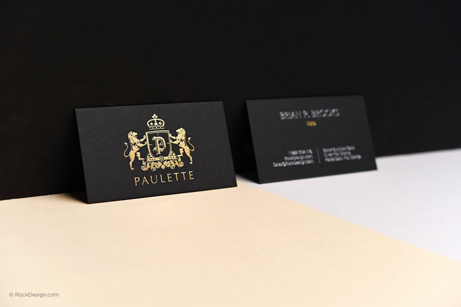 Black Business Card Template Luxury Explore Black Business Card Templates