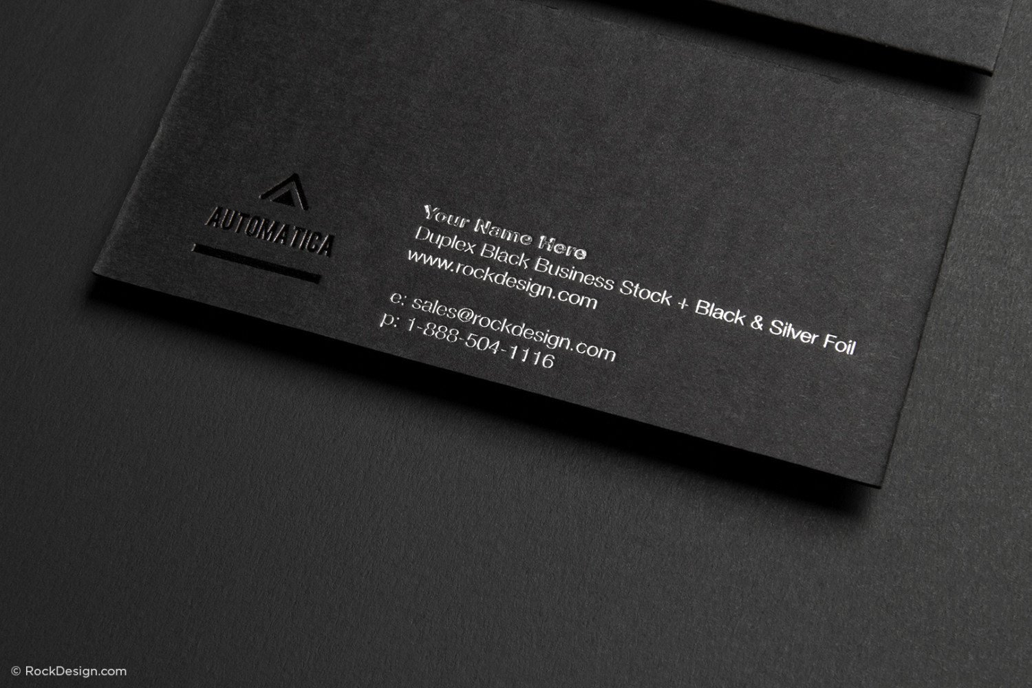 Black Business Card Template Unique Free High End Black Business Card Template