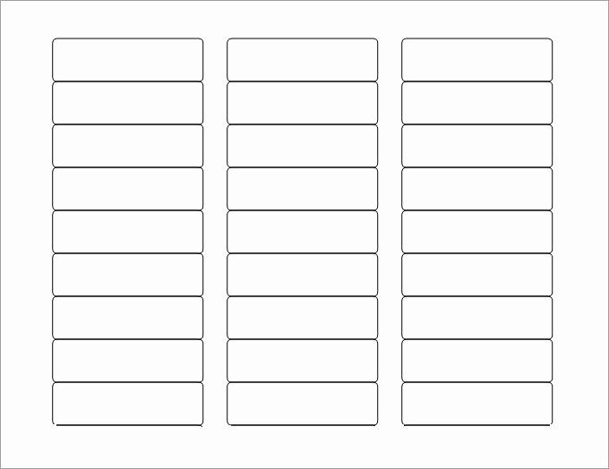 Blank Address Label Template Best Of Blank Labels Blank Label Template