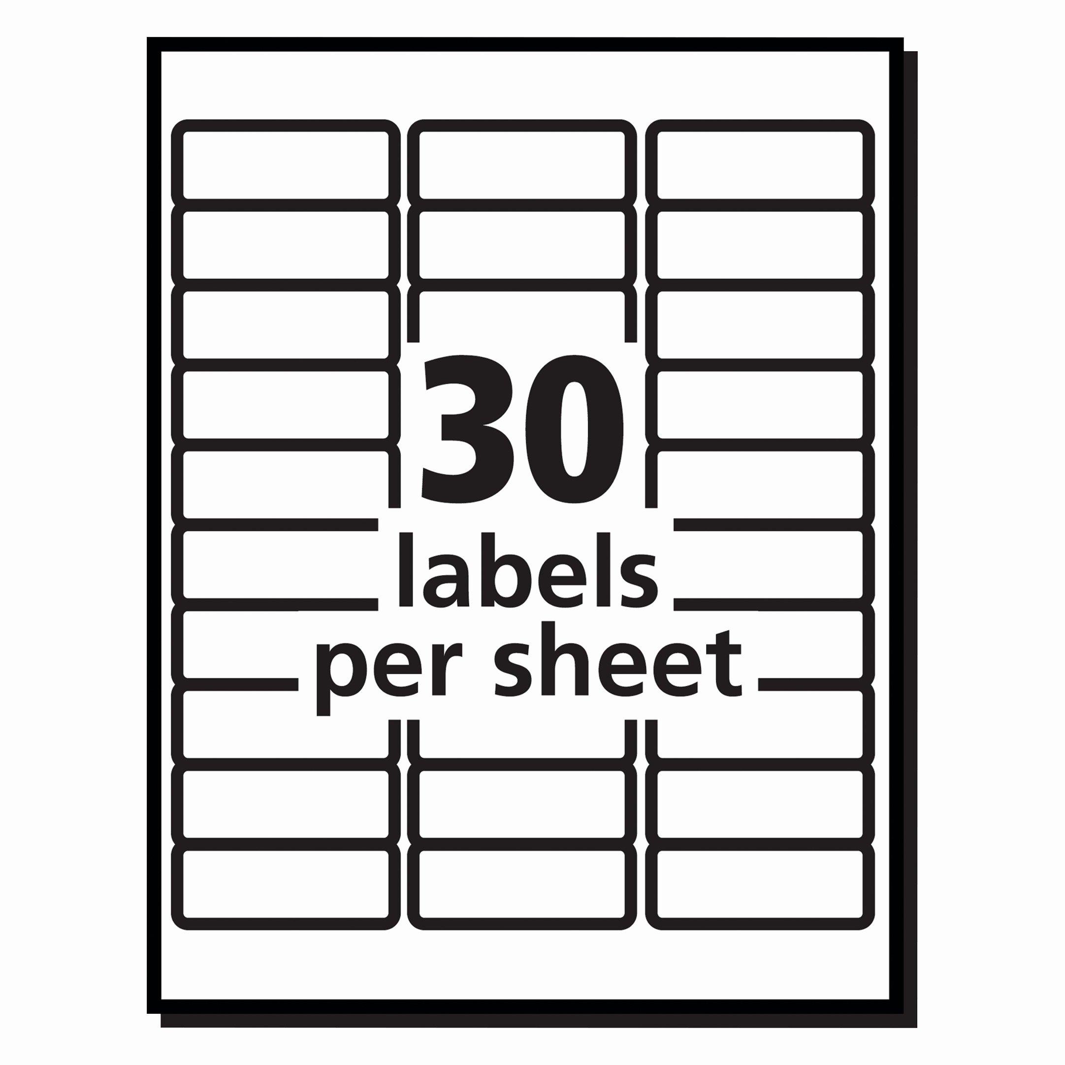 Blank Address Label Template Unique Elegant Free Printable Return Address Labels