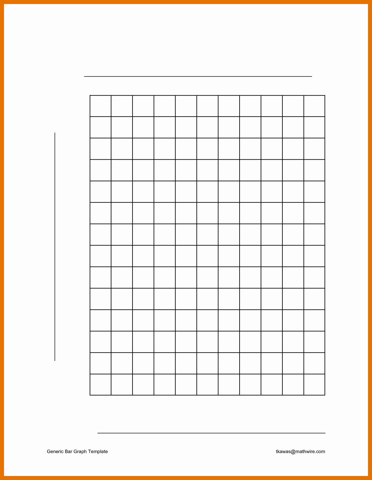 Blank Bar Graph Template Awesome 4 5 Bar Graph Template