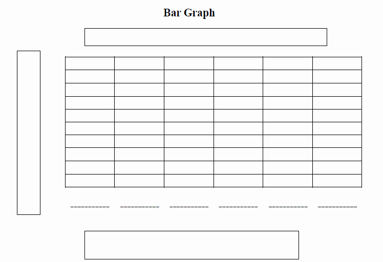 Blank Bar Graph Template Elegant 4 Best Of Printable Blank Data Charts Blank Bar