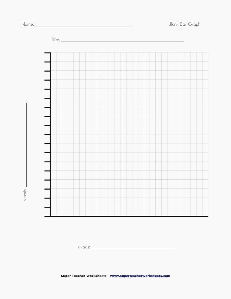 Blank Bar Graph Template Fresh Blank Bar Graph Printable – Dailypoll