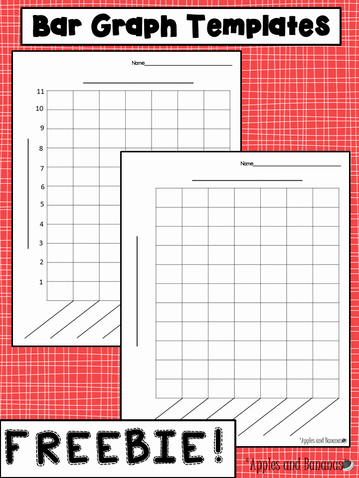 Blank Bar Graph Template Lovely Best 25 Bar Graph Template Ideas On Pinterest