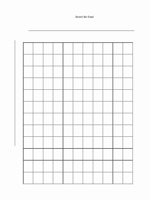 Blank Bar Graph Template Luxury 41 Blank Bar Graph Templates [bar Graph Worksheets]