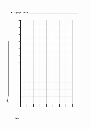 Blank Bar Graph Template Luxury Simple Bar Graph Template by Sbt2 Teaching Resources Tes