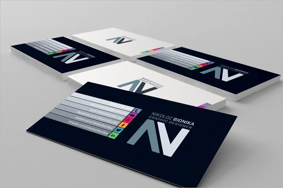 Blank Business Card Template Photoshop Beautiful Blank Business Card Template 9 Download Documents In