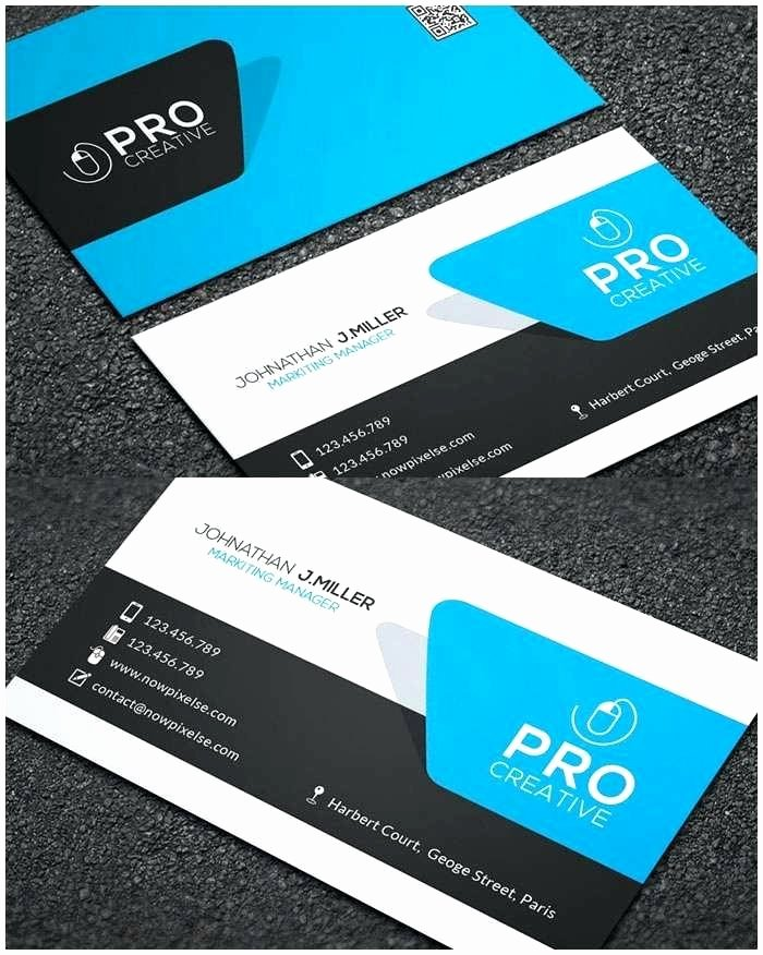 Blank Business Card Template Photoshop Fresh Photoshop Business Card Template – Weinerdogfo
