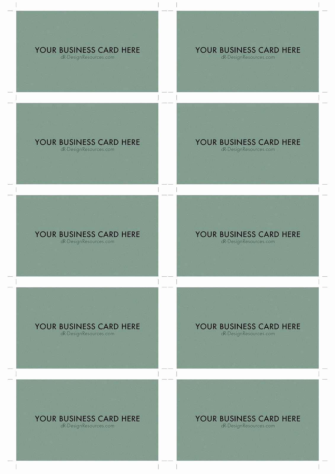 Blank Business Card Template Photoshop Fresh Shop Business Card Template with Bleed Unique Blank