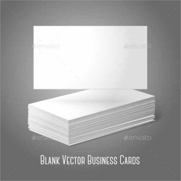 Blank Business Card Template Psd Beautiful 44 Free Blank Business Card Templates Ai Word Psd
