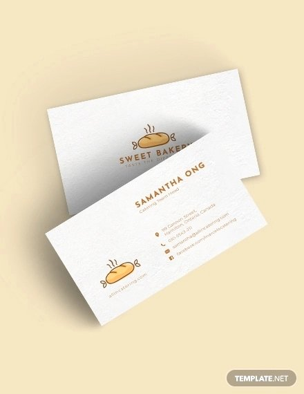 Blank Business Card Template Psd New 44 Free Blank Business Card Templates Ai Word Psd