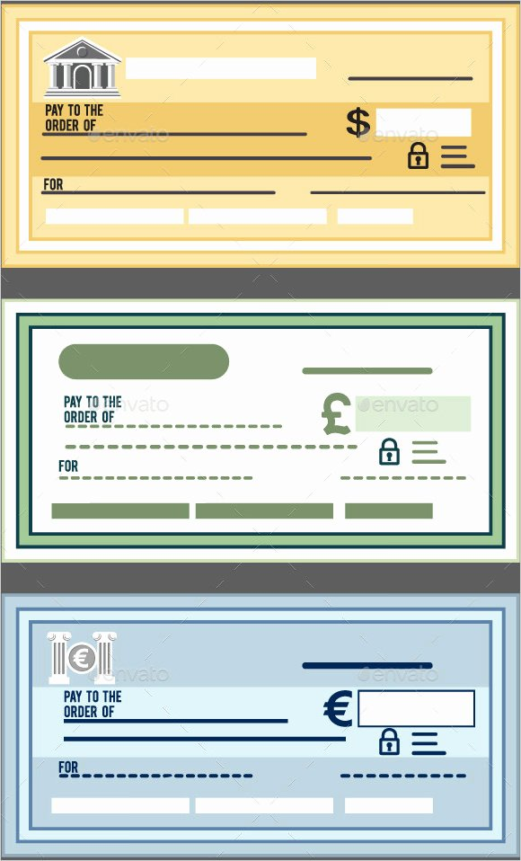 Blank Business Check Template Awesome 6 Blank Cheque Samples