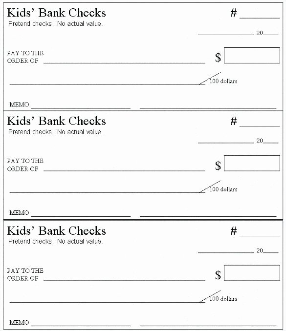 Blank Business Check Template Best Of Check Template Printable – Voipersracing
