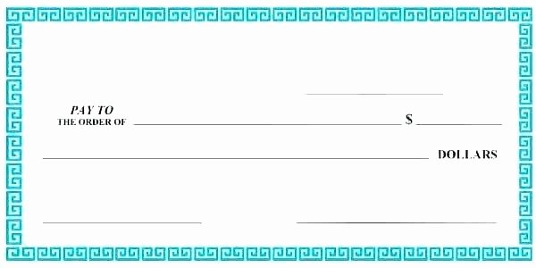 Blank Business Check Template Best Of Template for Payroll Checks Free Pay Stub Check Editable