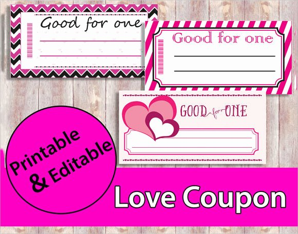 Blank Coupon Template Free Fresh 10 Sample Blank Coupon Templates to Download