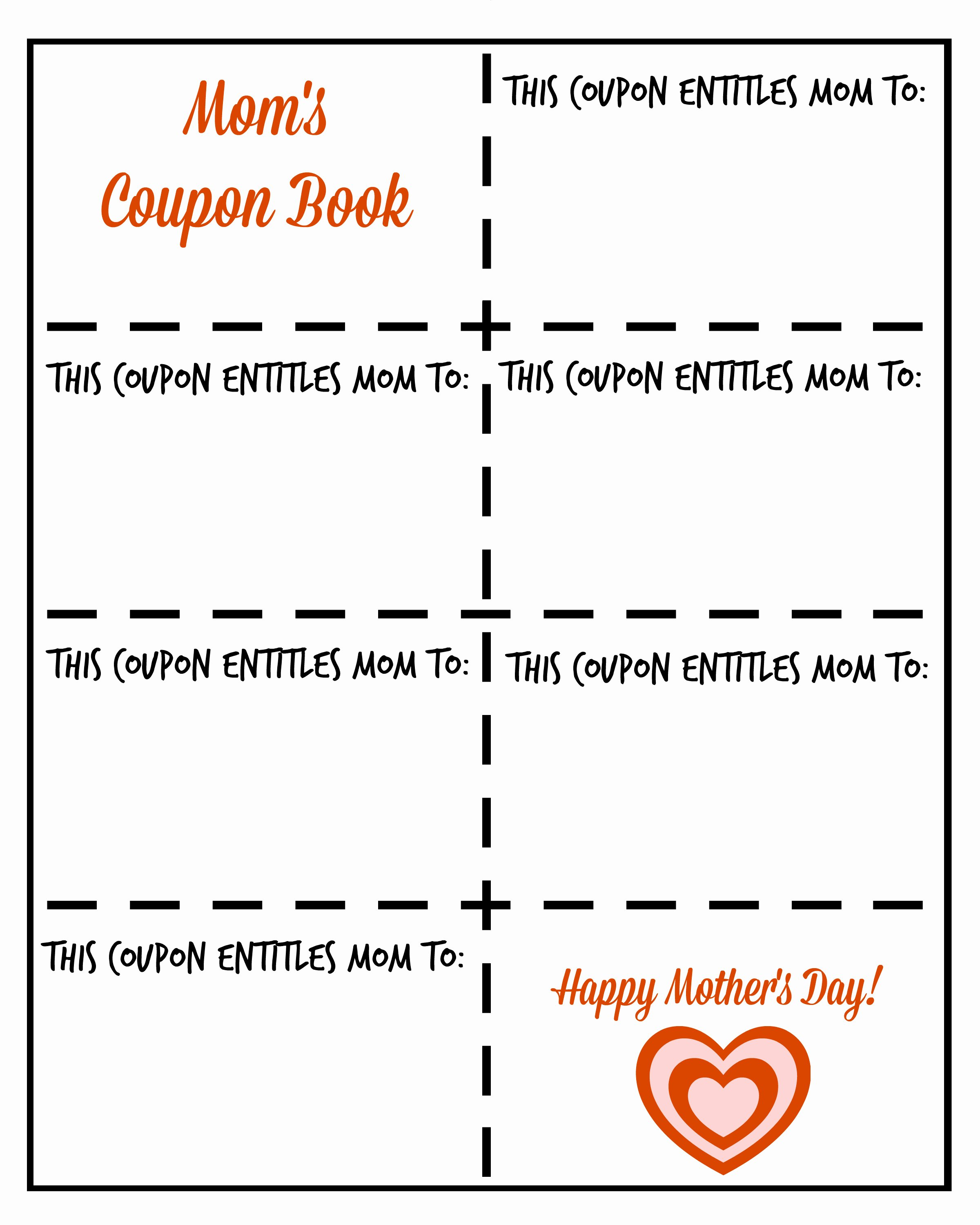 Blank Coupon Template Free Fresh the Gallery for Printable Blank Coupons