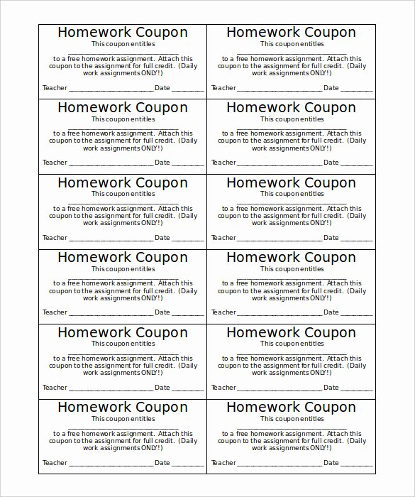 Blank Coupon Template Free Luxury 8 Coupon Template Doc Excel Pdf Ai Illustrator