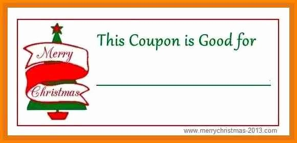 Blank Coupon Template Free Unique Blank Coupon Template Freeupon Template Free Doc