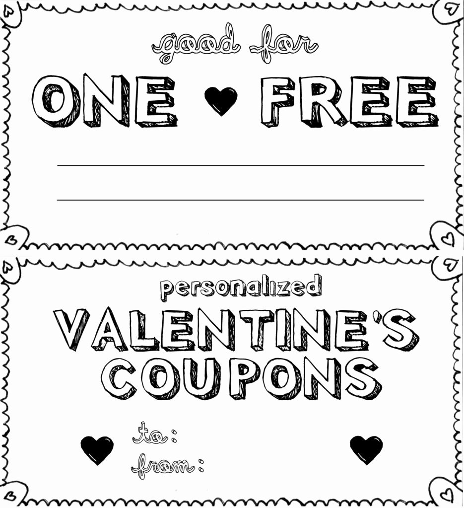 Blank Coupon Template Free Unique Coupon Template Template Trakore Document Templates