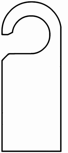 Blank Door Hanger Template Fresh Put Sleeping Baby In Crib without Waking them Up