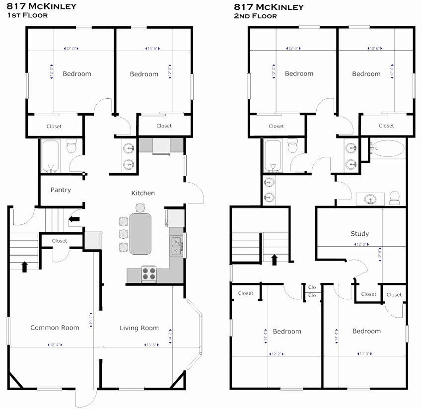 Blank Floor Plan Template Lovely Simple Floor Plan Unique Apartments Bedroom Plans for