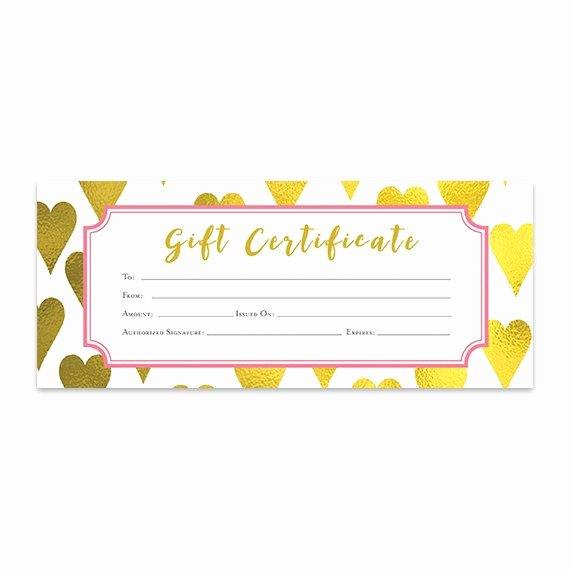 Blank Gift Card Template Beautiful Best 25 Blank T Certificate Ideas On Pinterest