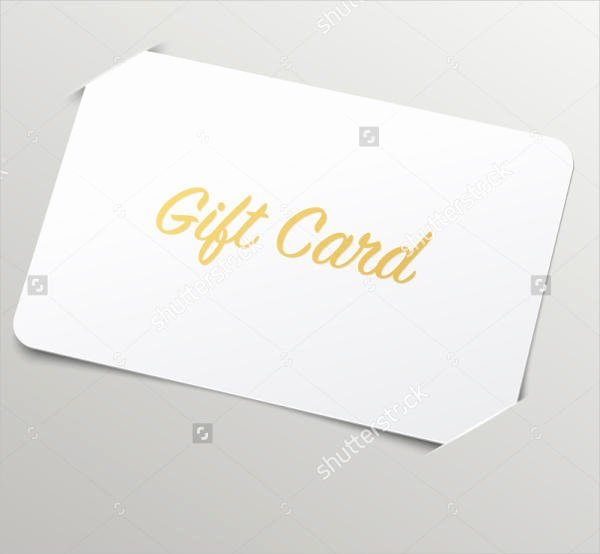 Blank Gift Card Template Inspirational 5 Blank Gift Card Templates Design Templates