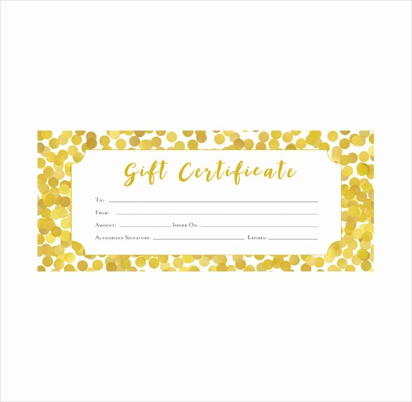 Blank Gift Card Template Unique 36 Blank Certificate Template Free Psd Vector Eps Ai