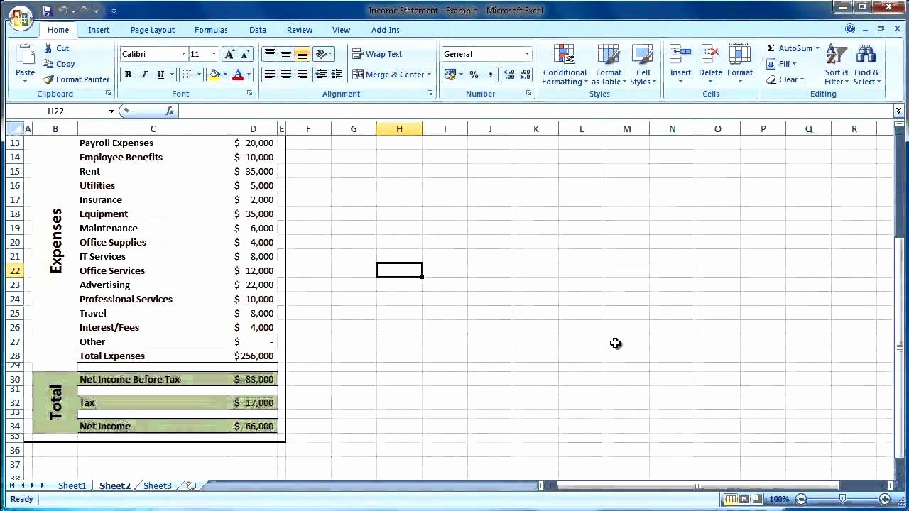 Blank Income Statement Template Beautiful Spreadsheet Template Blank In E Statement Excel Excel