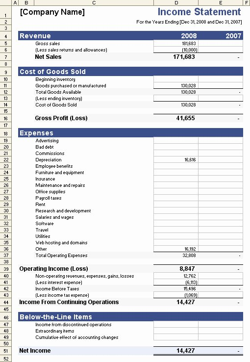 Blank Income Statement Template New Blank Wells Fargo Bank Statement Template Templates
