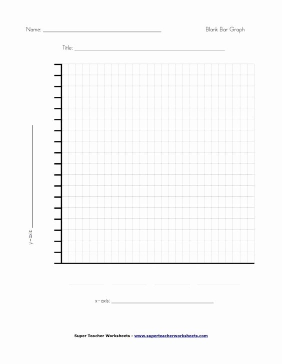 Blank Line Graph Template Beautiful Gallery for Blank Bar