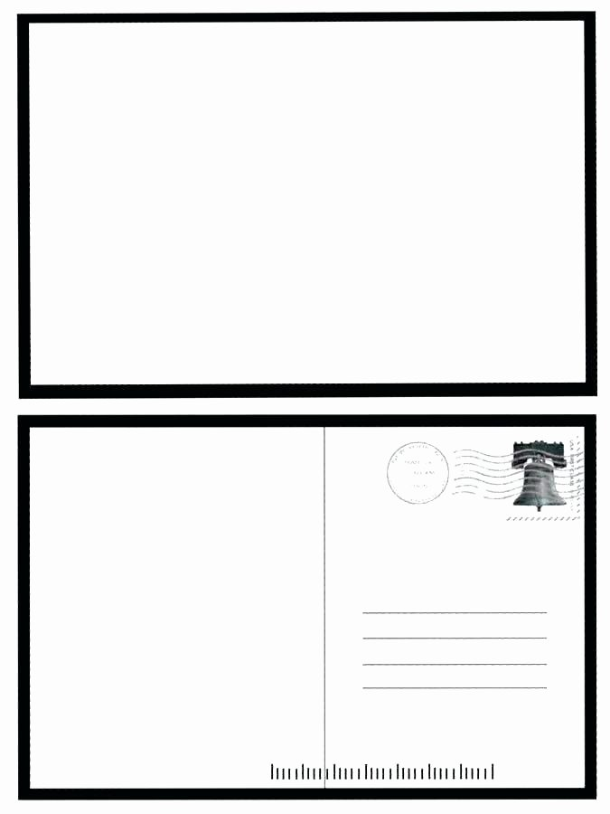 Blank Postcard Template Word Inspirational Publisher Postcard Template – Harriscateringfo