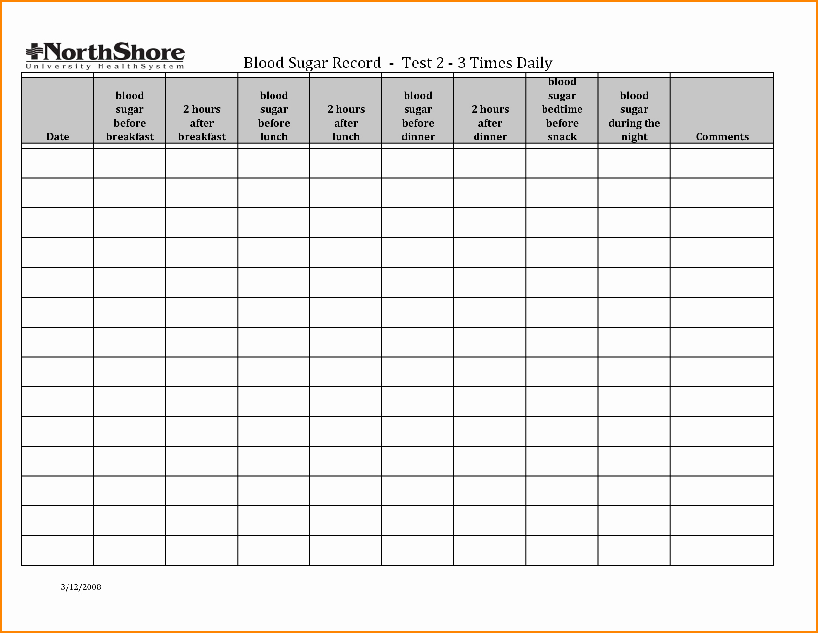 Blood Glucose Log Template Best Of Pin Weekly Blood Glucose Log Sheet On Pinterest