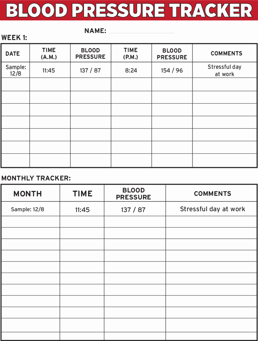 Blood Pressure Charting Template Best Of Blood Pressure Log Printable Healthy Blood Pressure