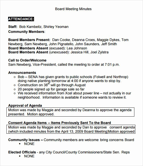 Board Meeting Minutes Template Word Awesome Board Meeting Agenda 14 Download Free Documents In Pdf
