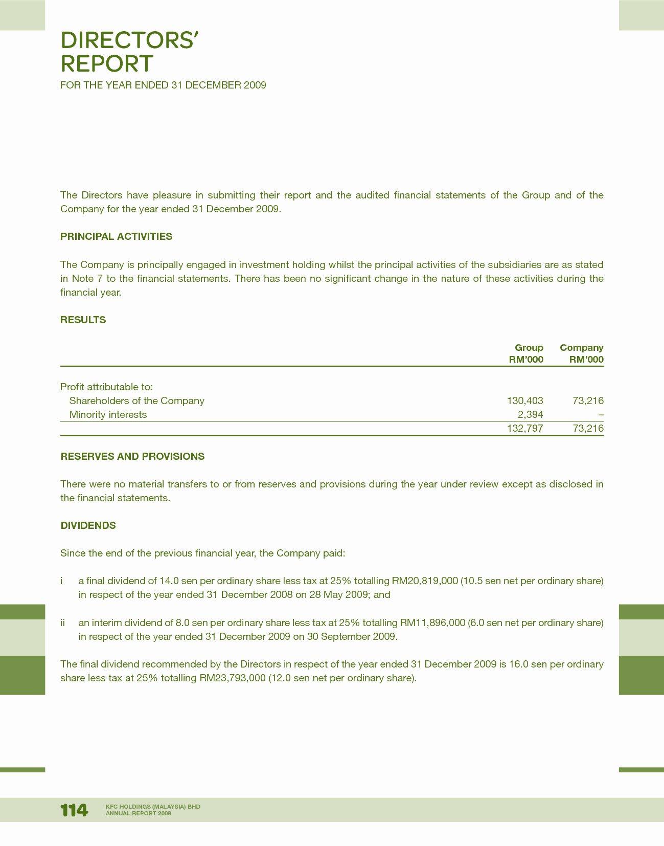 Board Of Directors Report Template Elegant Download Example Ceo Report to Board Directors Template