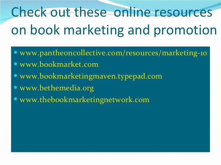 Book Marketing Plan Template New Free Book Marketing Plan Template From the Pantheon Collective
