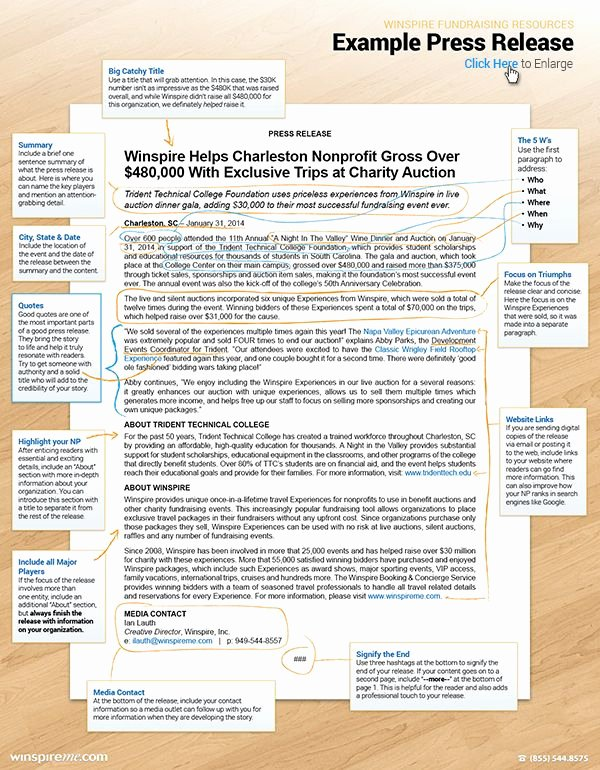 Book Press Release Template Awesome Example Killer Press Release … Eastern Sportsman
