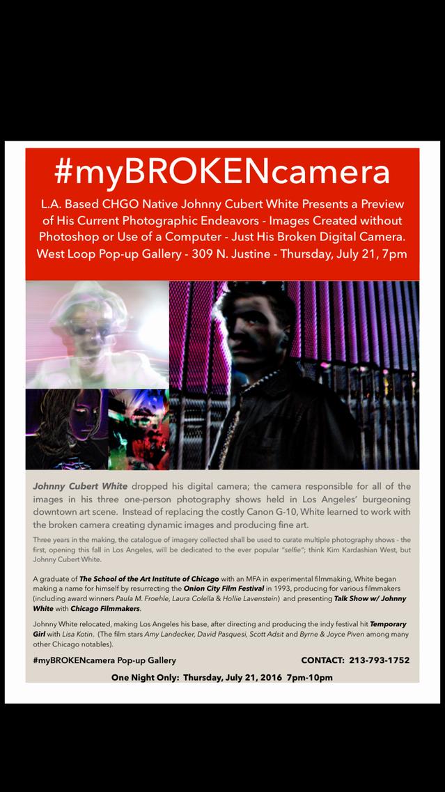 "Book Press Release Template Lovely My Broken Camera ""self I E Portrait"" Graphy"