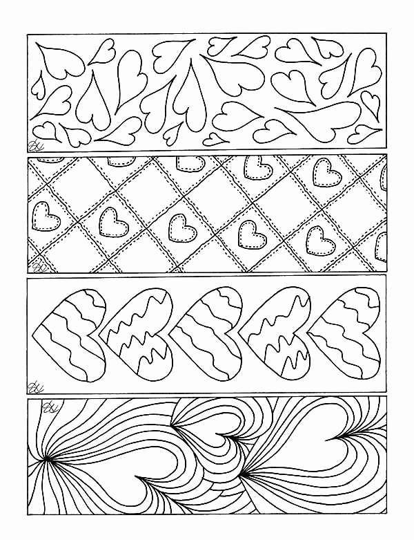Bookmark Template for Pages Fresh Love theme Bookmarks Coloring Pages Best Place to Color