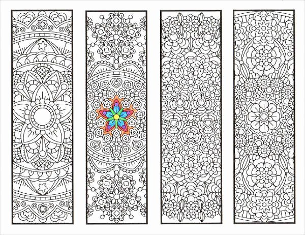 Bookmark Template for Pages Inspirational 8 Flower Bookmark Templates 9 Free Psd Ai Vector Eps