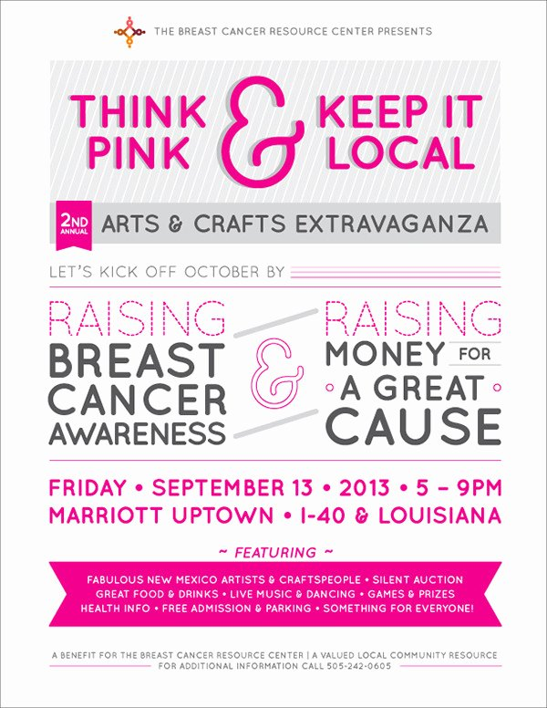 Breast Cancer Flyer Template Best Of Breast Cancer Fundraiser Flyer Templates Free Templates