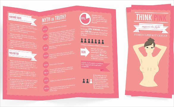 breast cancer awareness certificate template