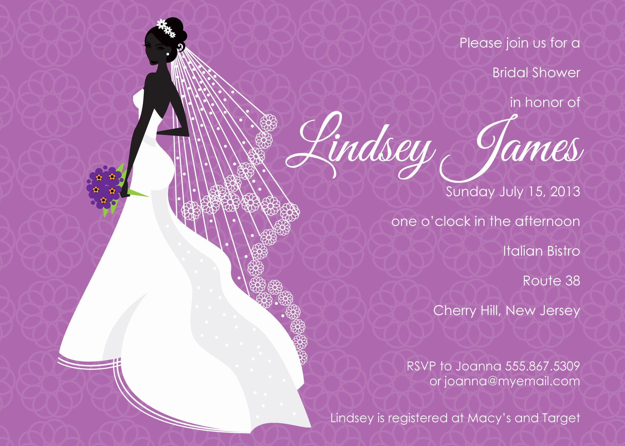 Bridal Shower Invitations Template Best Of Best Template Collection