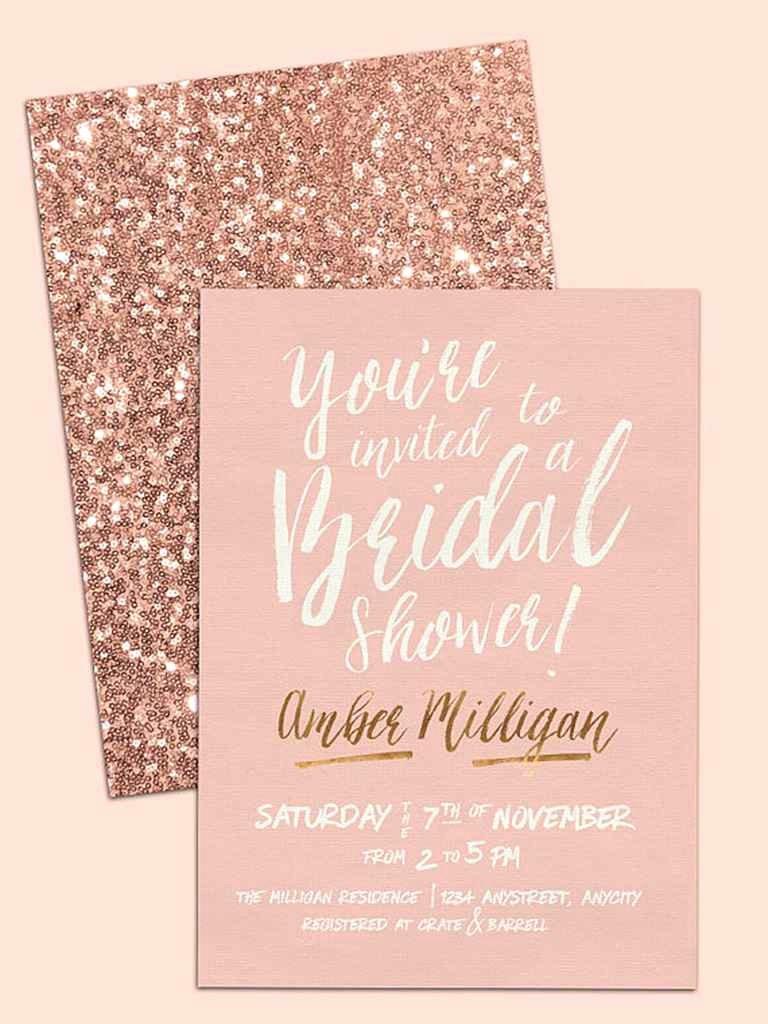 Bridal Shower Invitations Template Luxury Printable Bridal Shower Invitations You Can Diy