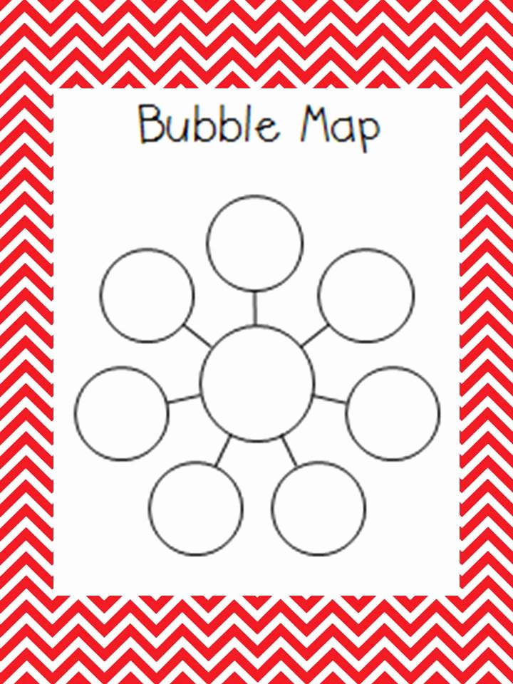 Bubble Map Template Word Lovely Adventures In Kindergarten Pets and A Freebie