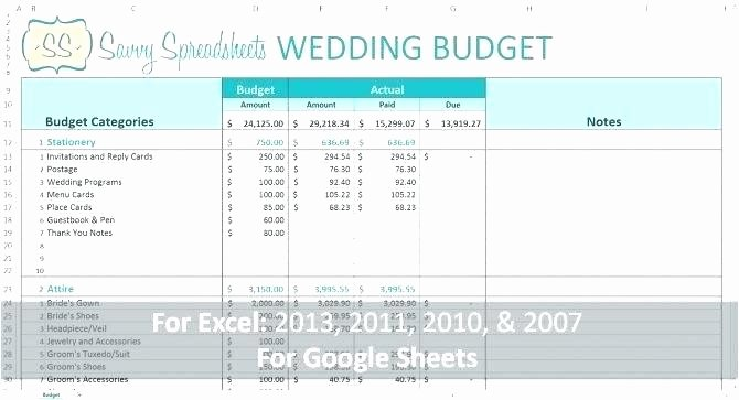 Budget Excel Template Mac Fresh Free Bud Spreadsheet for Mac Printable Worksheet
